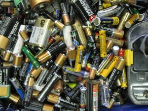 Household batteries