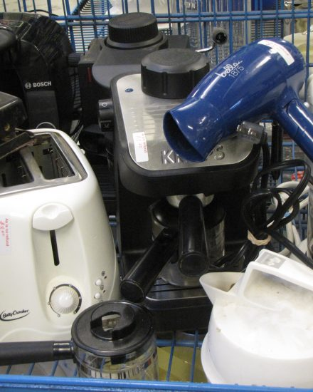 Used small appliances