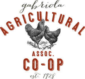 Gabriola Agricultural Co-op Association