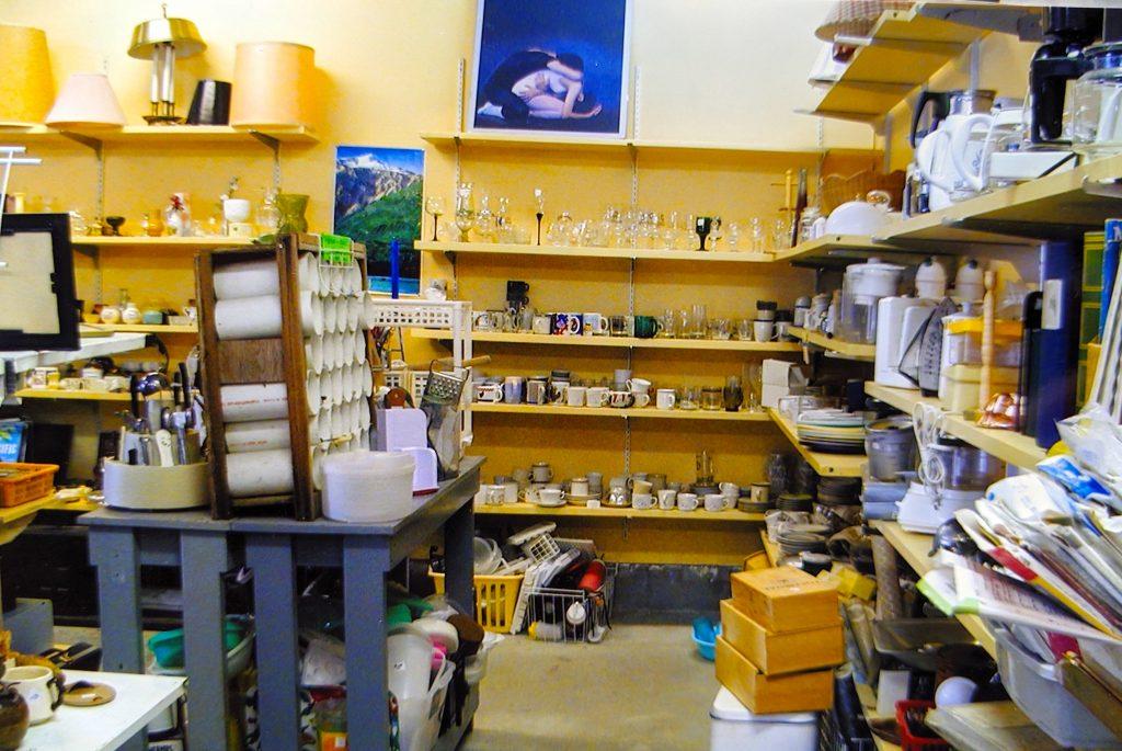 GIRO Thrift Store - 2005